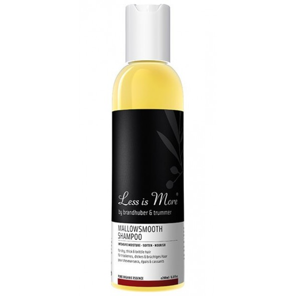 MALLOWSMOOTH SHAMPOO 200ml LESS IS MORE