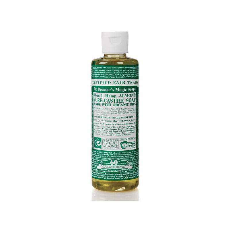 Savon Liquide Amande - 236 mL