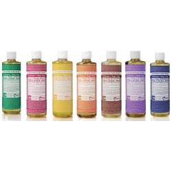 Savon liquide Rose - 236 ml Dr Bronner