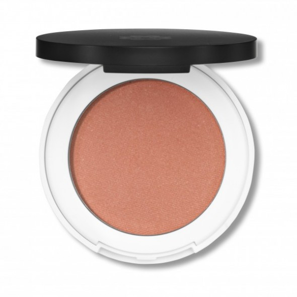 Blush pressé JUST PEACHY de Lily Lolo