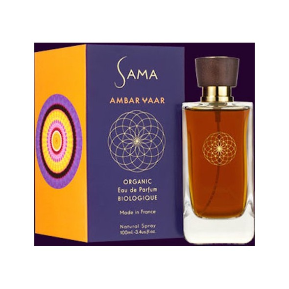 Parfum Ambre Rose 100ml - SAMA