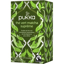 Thé Vert Matcha Suprême - Pukka