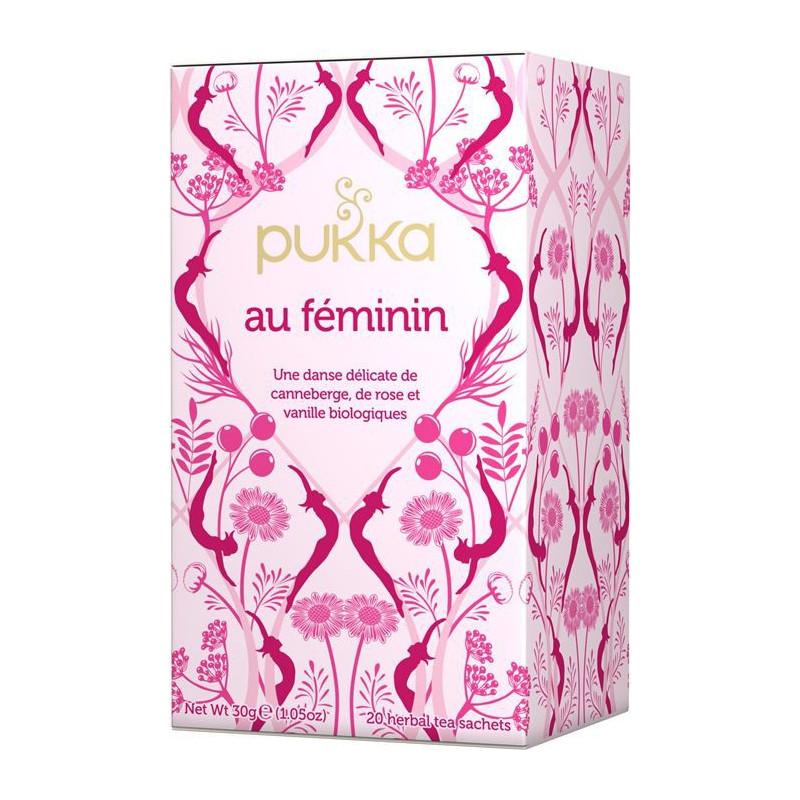 Tisane au Féminin