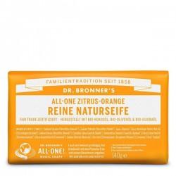 Savon Solide Pur Végétal Agrumes-Orange