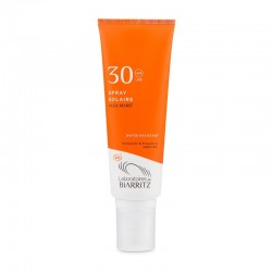 Spray Solaire SPF 30 certifié Bio 125 ml