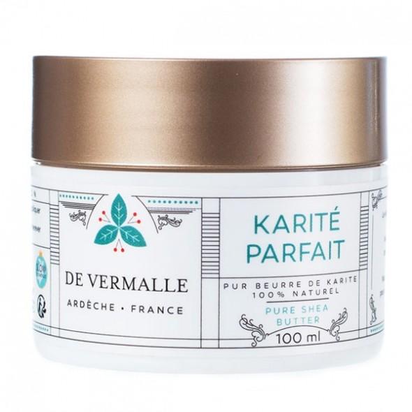 KARITE PARFAIT - Karité brut bio non raffiné - 100 ml