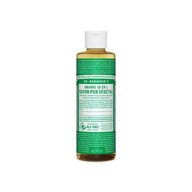 Savon Liquide Bio Amande 240 ml