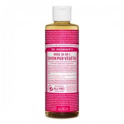 Savon liquide Rose 240 ml