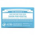 Savon Solide Pur Végétal Neutre - Non parfumé