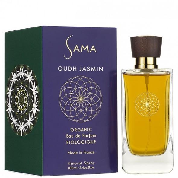 Parfum Naturel Oudh Jasmin 100ML - SAMA