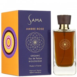 Parfum Naturel Ambre Rose 100ml - SAMA