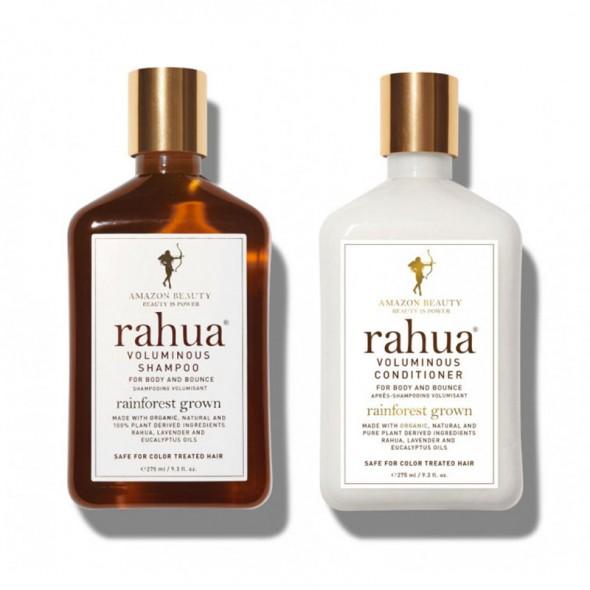 Shampoing et après shampoing volumateur rahua