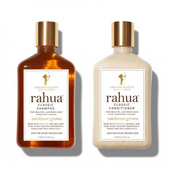 Shampoing et après shampoing classic naturel rahua