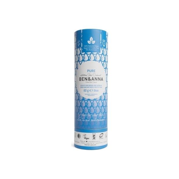 Déodorant papertube - Pure - 60g