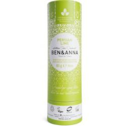 Déodorant papertube Persian Lime - 60g