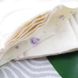 Serviette hygiénique lavable - Nuit (L)
