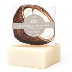 Shampoing solide au Lait de Coco - 70gr