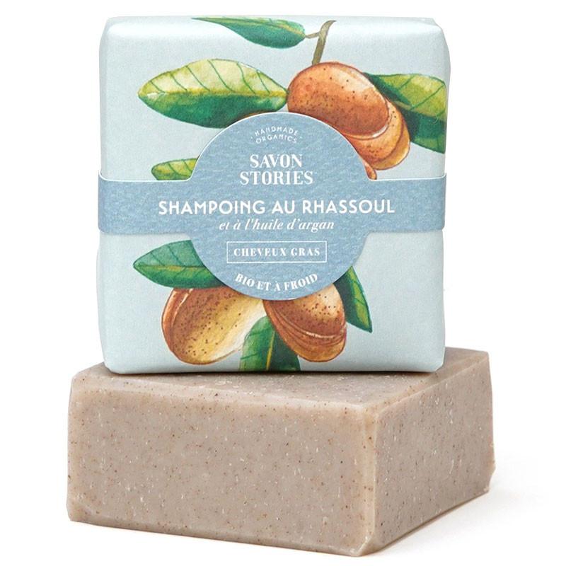 Shampoing Solide au Rhassoul - 70gr