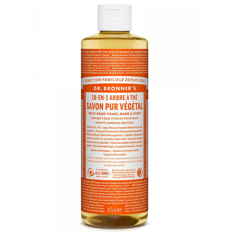 Savon liquide Tea Tree - 473 ml