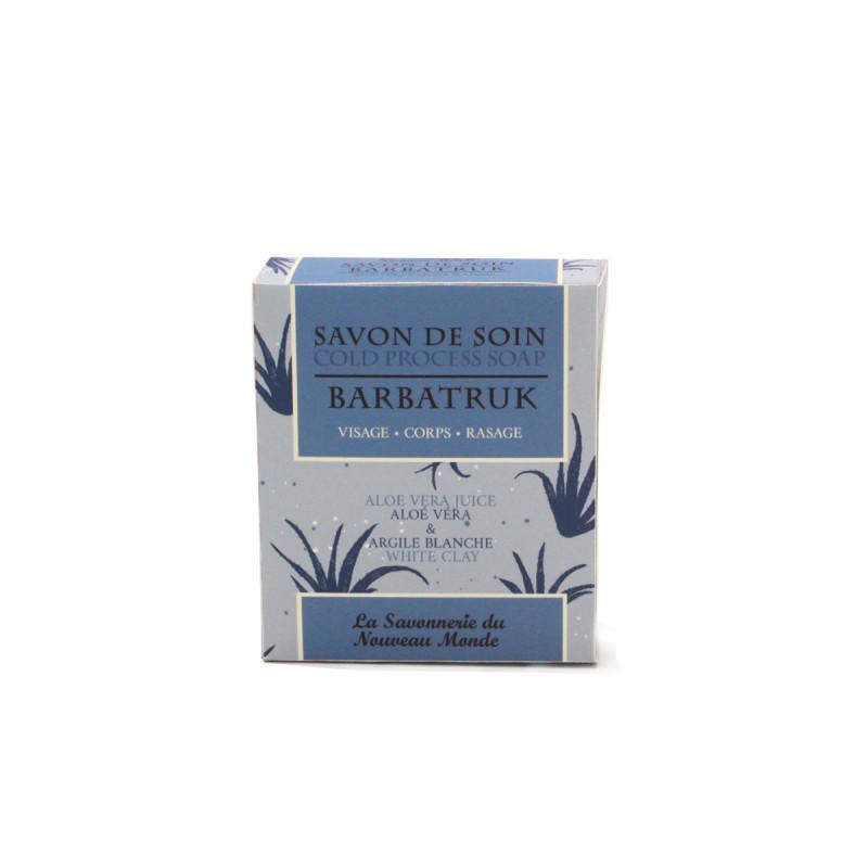 Barre de Rasage 100% naturelle Barbatruk