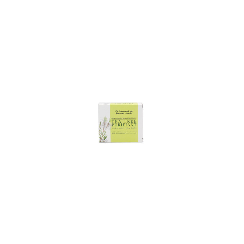 Savon Tea tree - 100gr