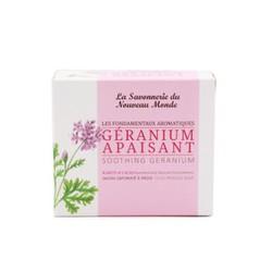 Savon Géranium - 100gr
