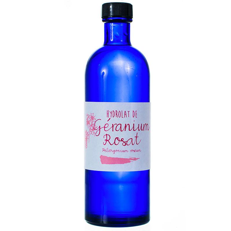 Hydrolat de Géranium Rosat - 200 ml