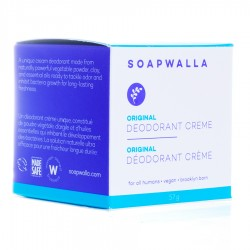 Déodorant Crème au Tea Tree Soapwalla
