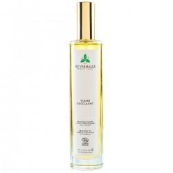 Huile de massage bio parfumée De Vermalle