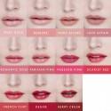 Rouge à lèvres lily lolo nuancier