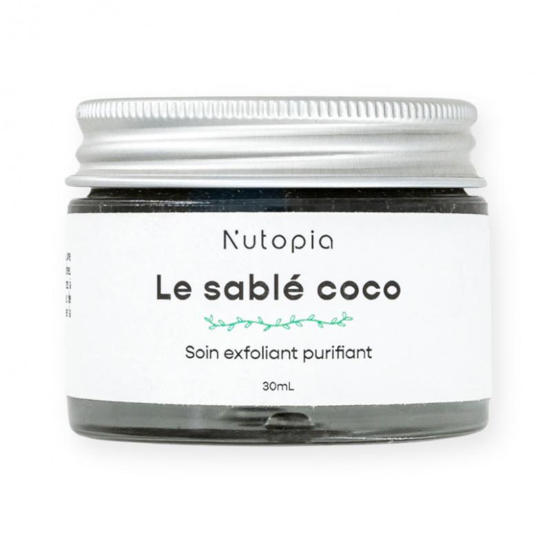 Le sablé coco - gommage - 30 ml