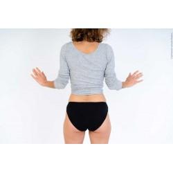Culotte menstruelle bio classique S