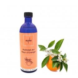 Hydrolat pur Fleurs d'Oranger AYDA - 200 ml