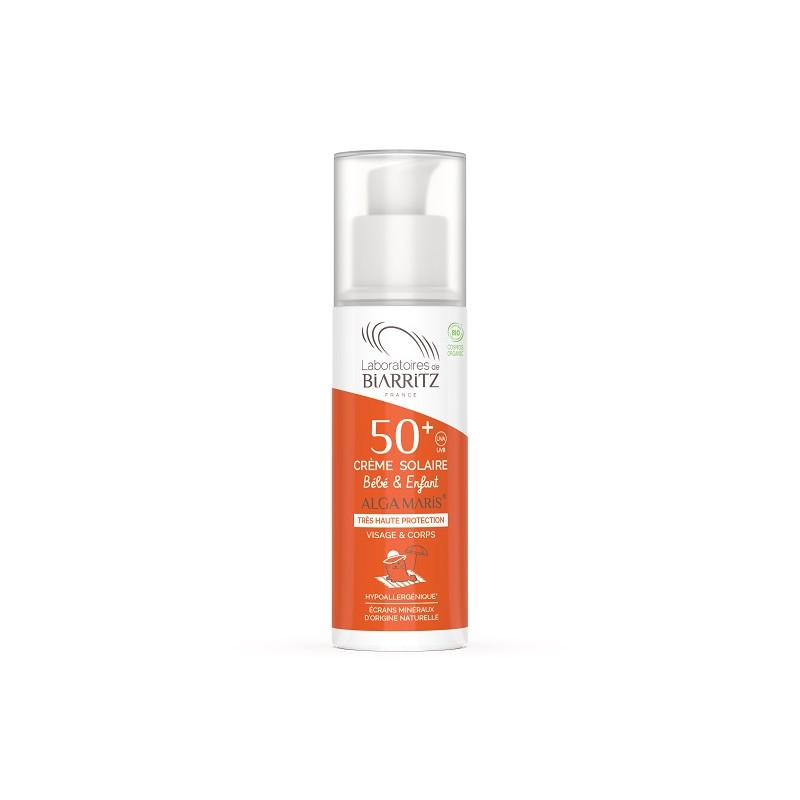 Crème solaire enfant SPF50+ - 50 ml