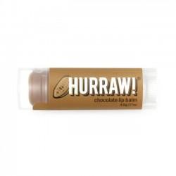 Baume à Lèvres Hurraw! Chocolat