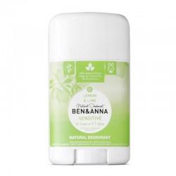 Déodorant stick peaux sensibles Lemon & Lime - 60g