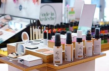 univeda, boutique de vente en ligne de cosmétiques naturels et bio