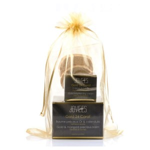 le 1er lot : un coffret GOLD Jovees