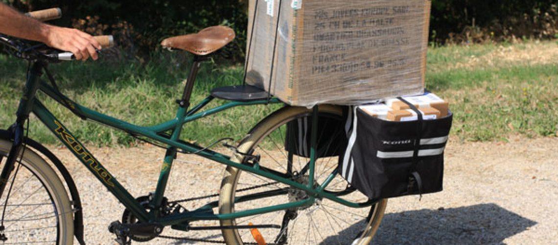 Le vélo Cargo Kona Ute