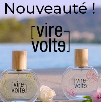 Parfums Virevolte, des parfums naturels et sensoriels